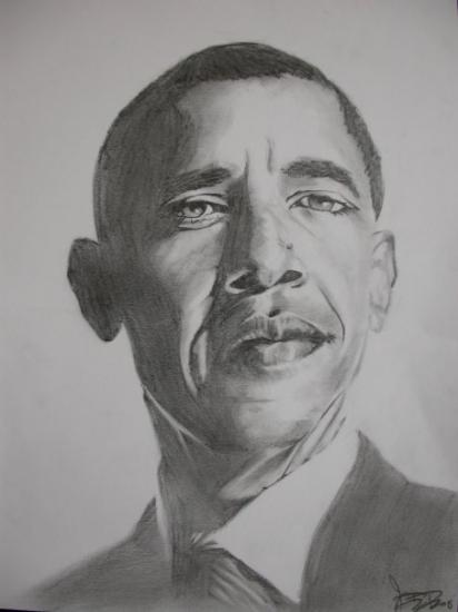 Barack Obama by JasonRaysor